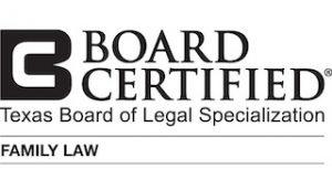 Board Certified Family Law Attorney